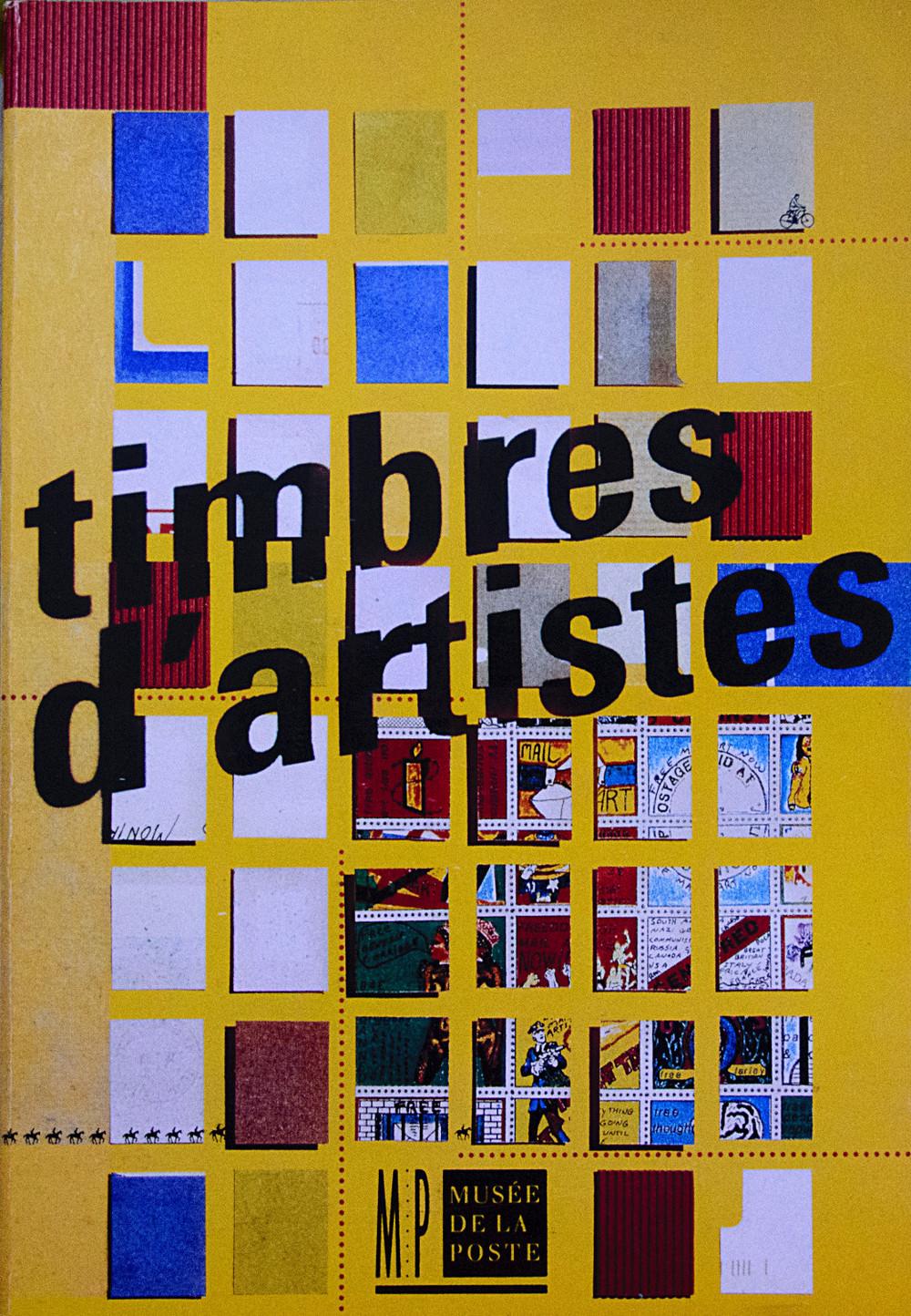 Timbres d'Artistes:Ed. Jean-Noël Laszlo
