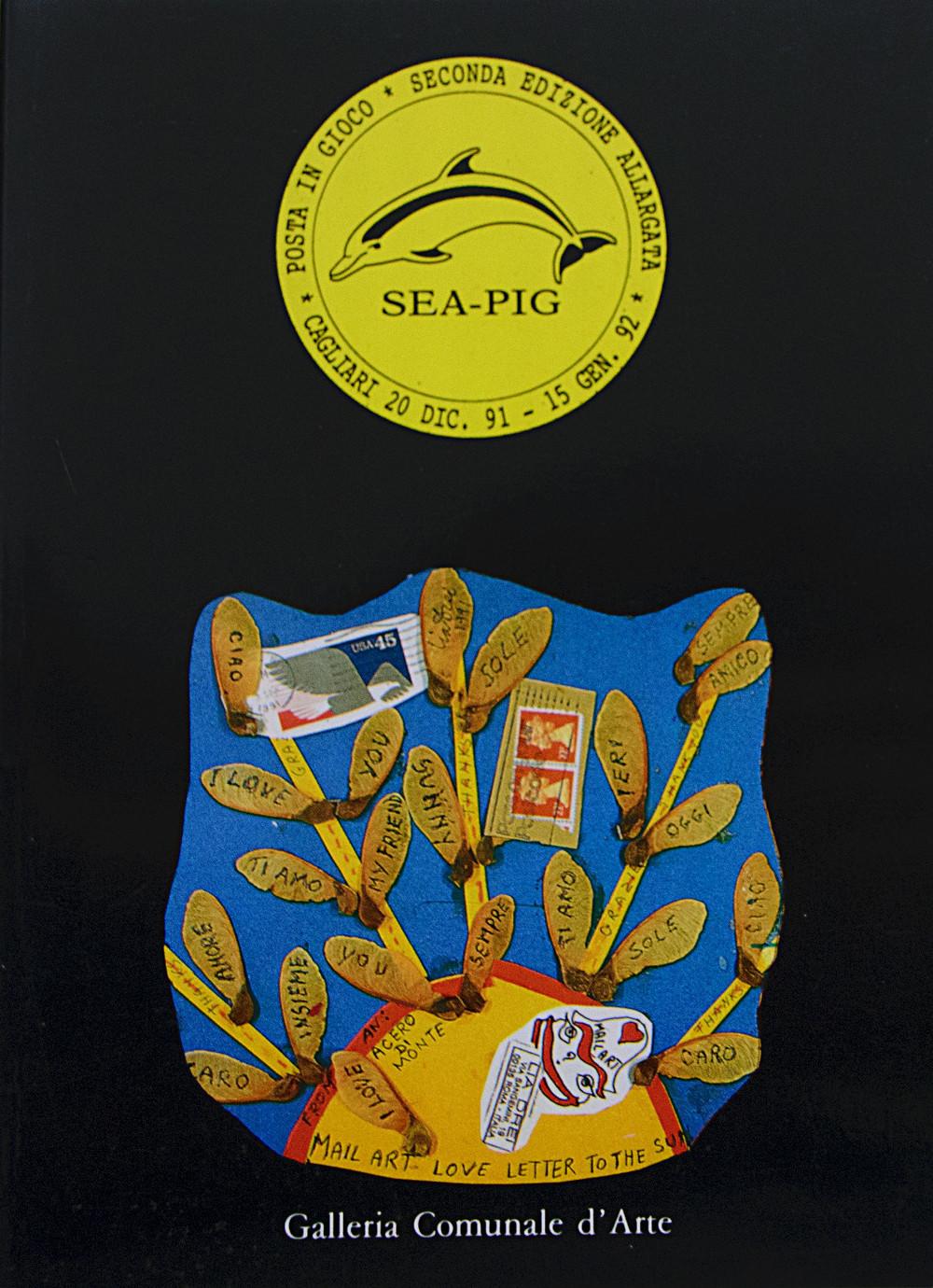 La Posta in Gioco: Seconda Edizione Allagarte  : Ed.Gianni Broi