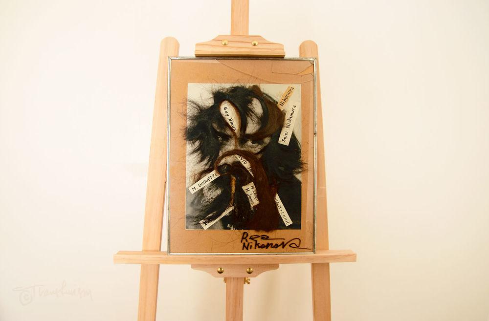 Portrait of Serge Segay