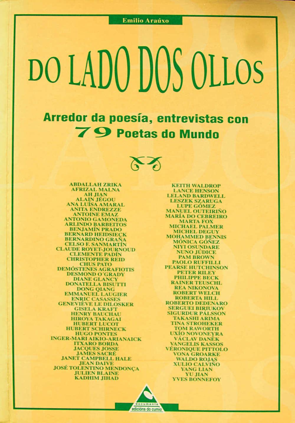 Do Lado Dos Ollos:  Ed.Emilio Araúxo