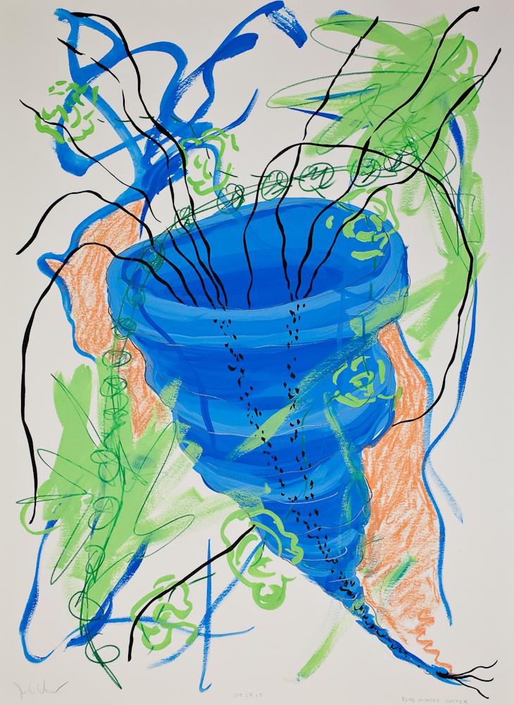 Blue Monday Vortex