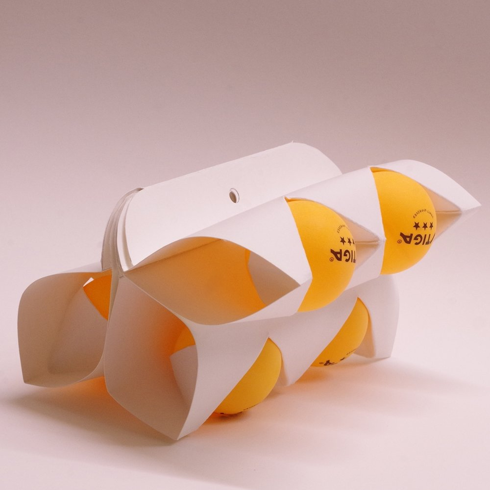 Ping-Pong Ball Packaging >