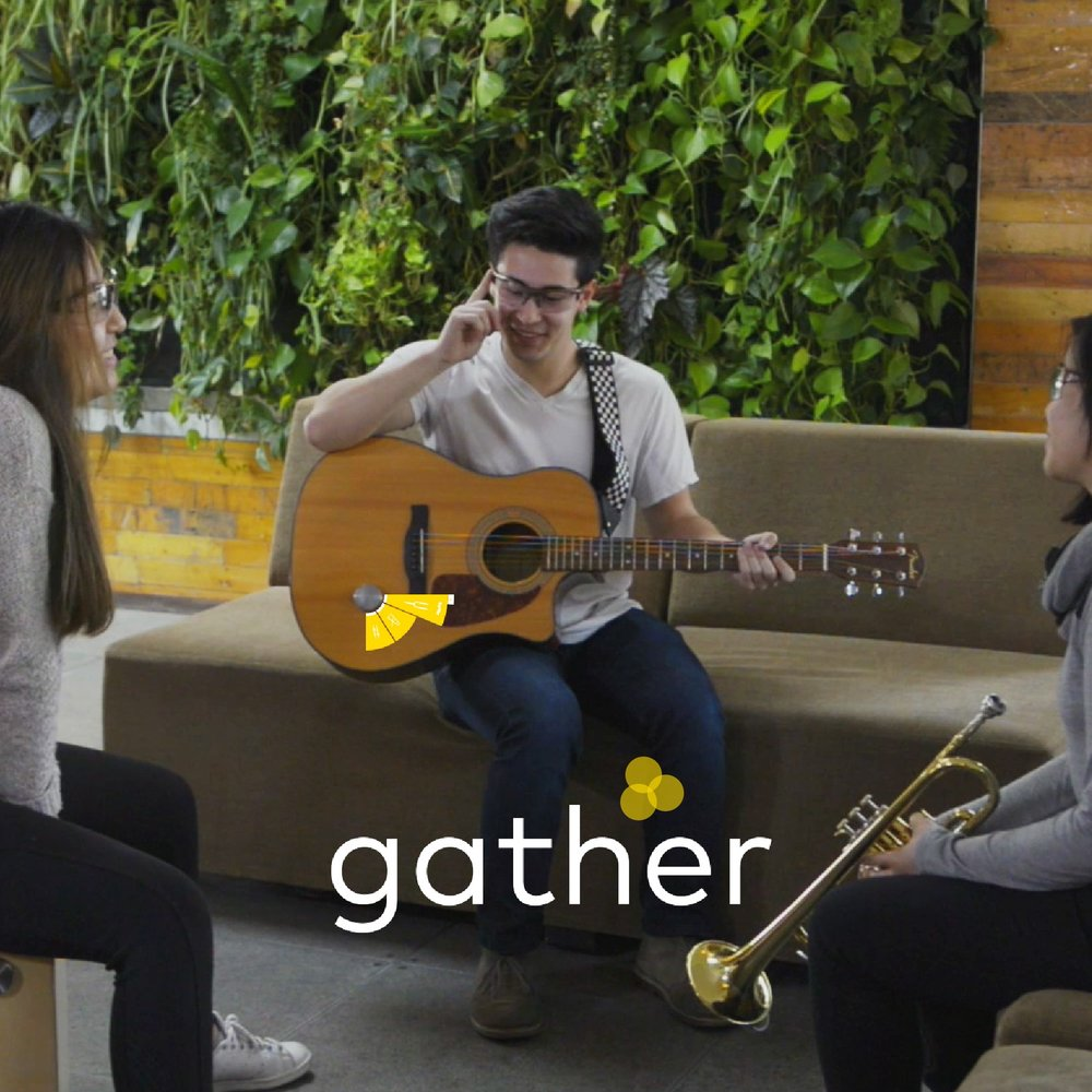 Gather - Mixed Reality Concept >