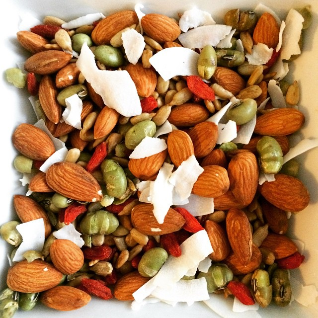 Super Boost Snack Mix