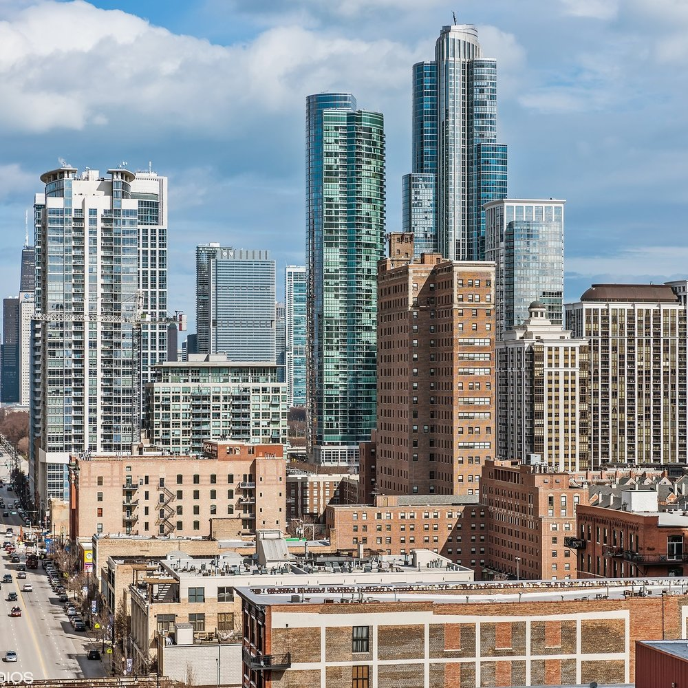 VIEWS FROM 1720 S. MICHIGAN AVE | SOUTH LOOP