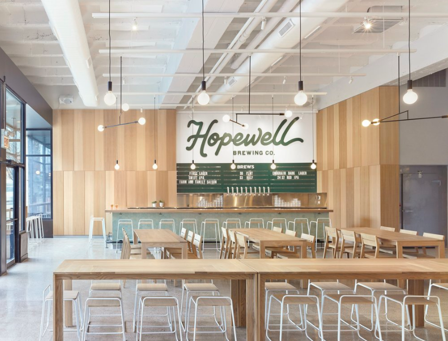 Photo from Hopewell Brewing