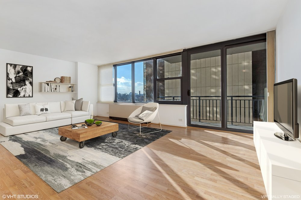 02 | for sale —3440 N lake shore dr #7E -