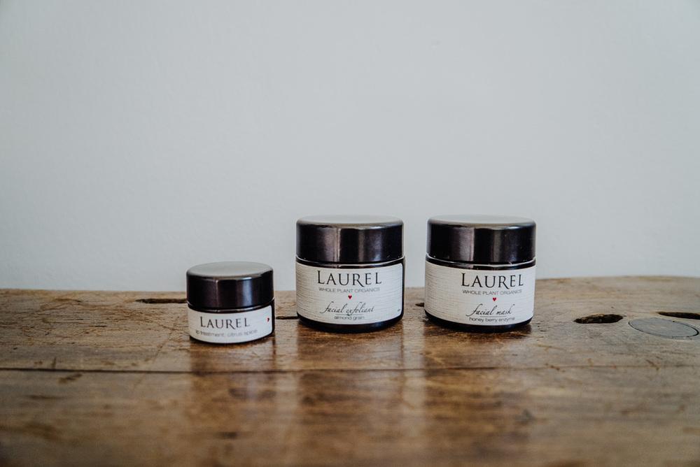 LAUREL SKINCARE/Charleston Skincare Essentials.