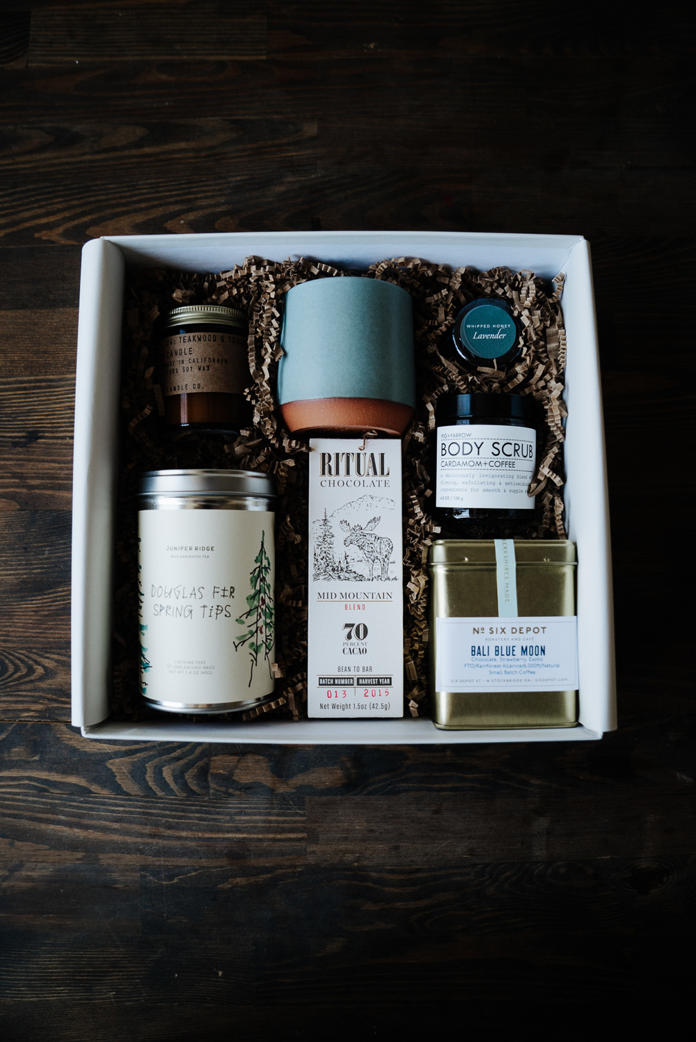 TEAK AND TWINE GIFT BOXES: The perfect Mothers Day gift!