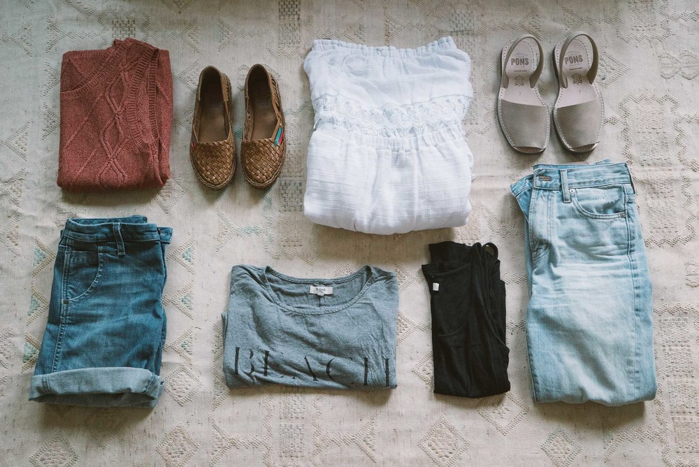 HOW TO PACK FOR 6 WEEKS IN EUROPE