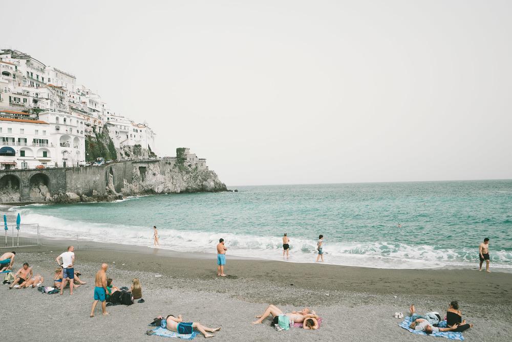 AMALFI COAST PART III: Amalfi/Ravello