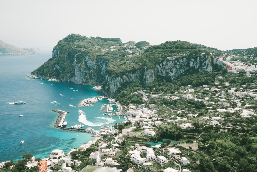 AMALFI COAST PART IV: Isle of Capri!