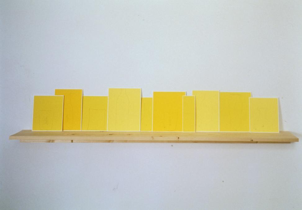 Still Life 3 yellows