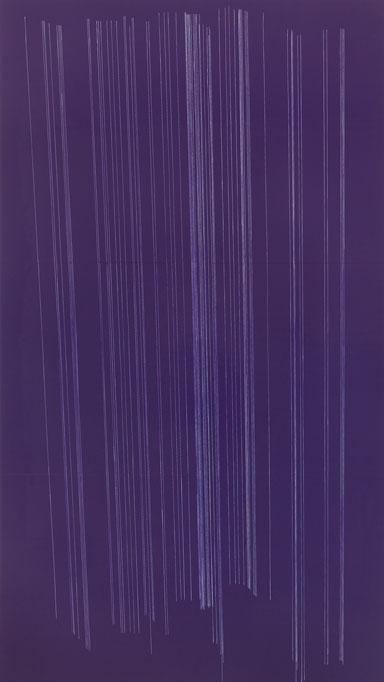 Soundboard Strings, Tilted, Purple