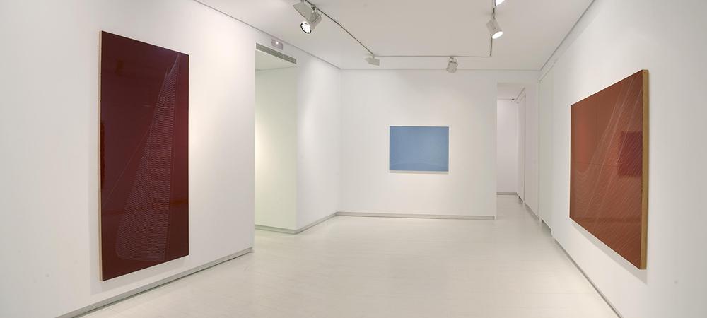 """Installation view,""""Amiga de un Amigo"""", Galeria Elvira Gonzalez, Madrid, Spain"""