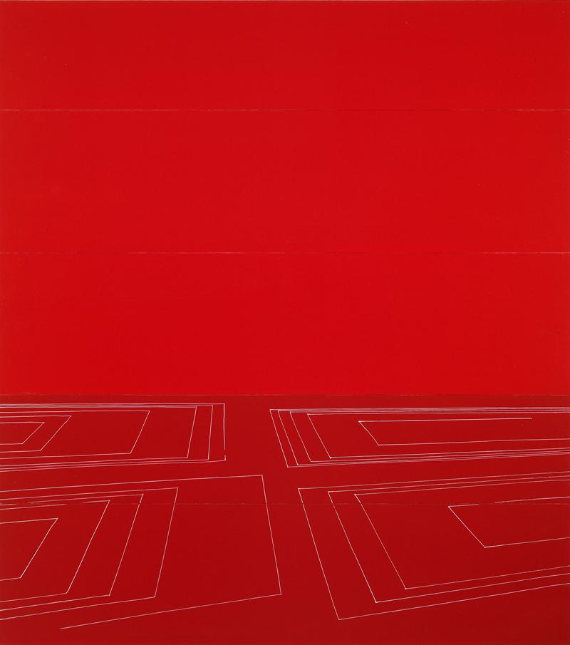 Slanted Trocadero Reds