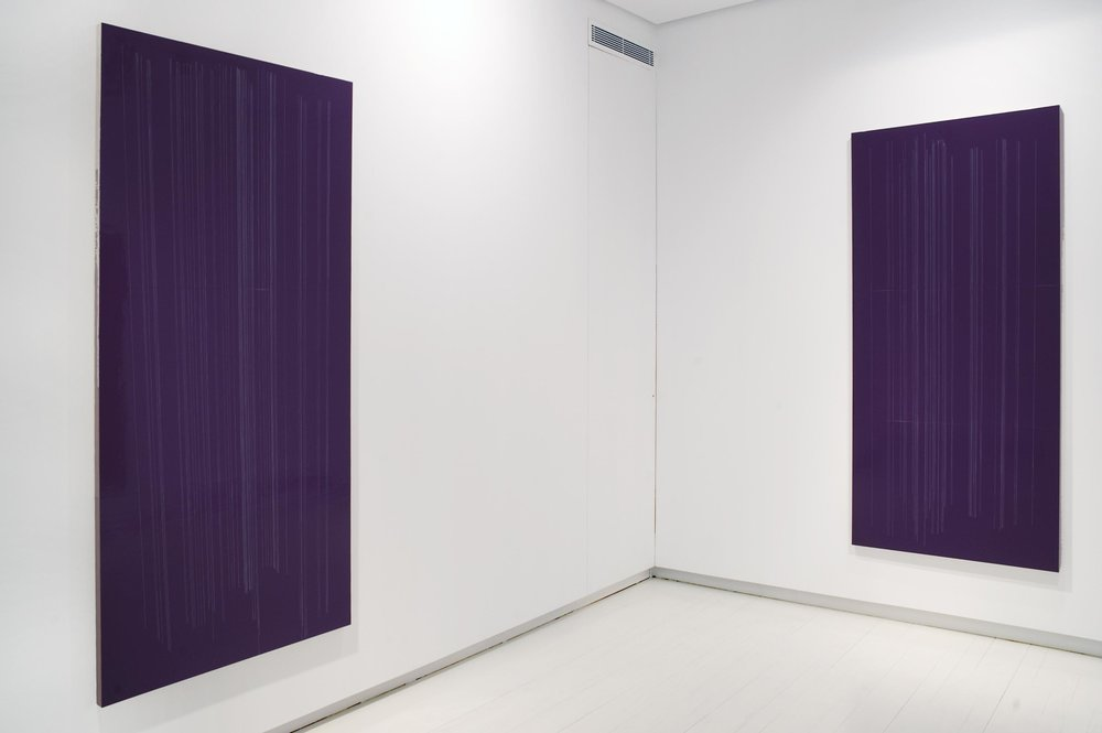 "Kate Shepherd, 2009, Installation view, ""Amiga de un Amigo"", Galeria Elvira Gonzalez, Madrid, Spain.jpg"