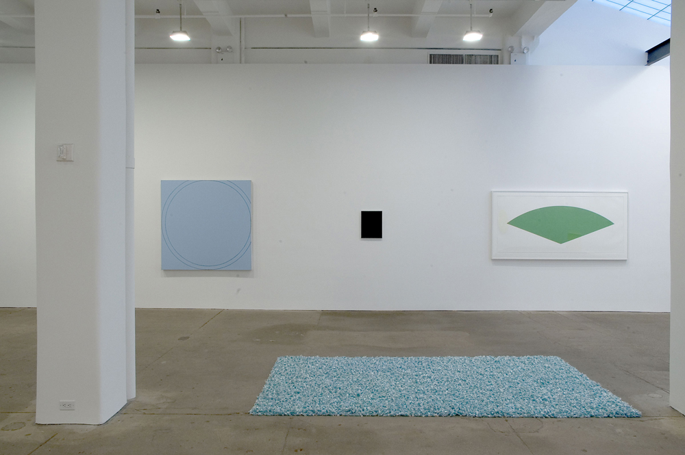 Kate Shepherd, 2005,Spectrum-installation-view-(blue&green1).jpg