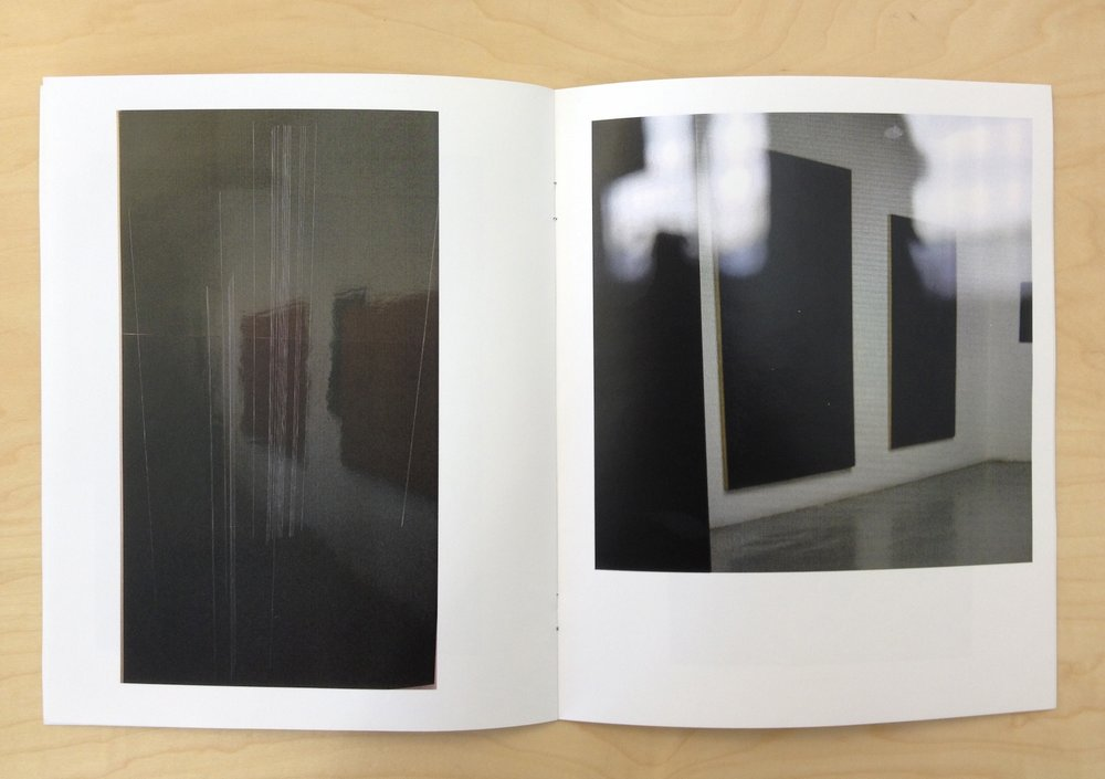Reflection Book, 2013 Blonde Art Books