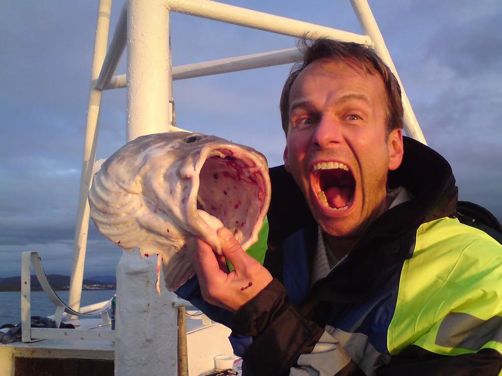 The perks of Sea Angling in Reykjavik, Iceland