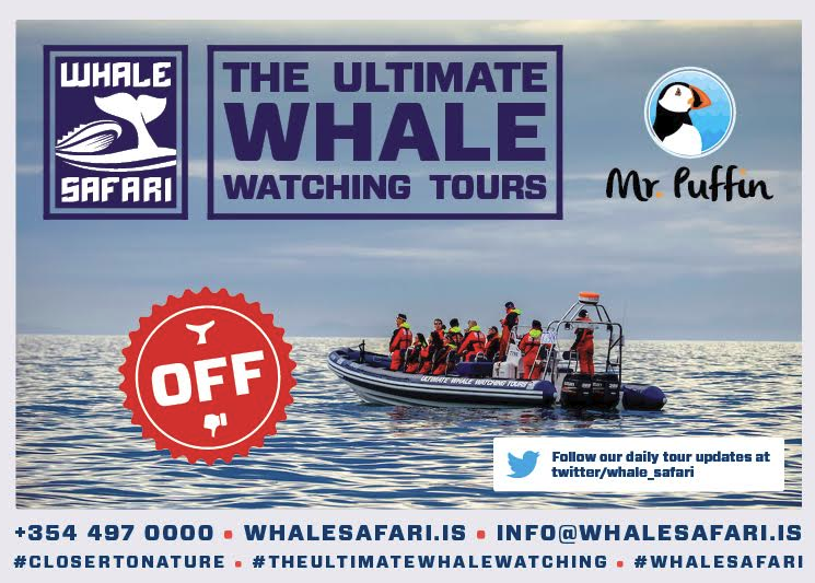 Due to rough winds and big swell we had to cancel the whale watching today. We are hoping that meteorological conditions will allow us to resume the whale watching tours as soon as possible.
