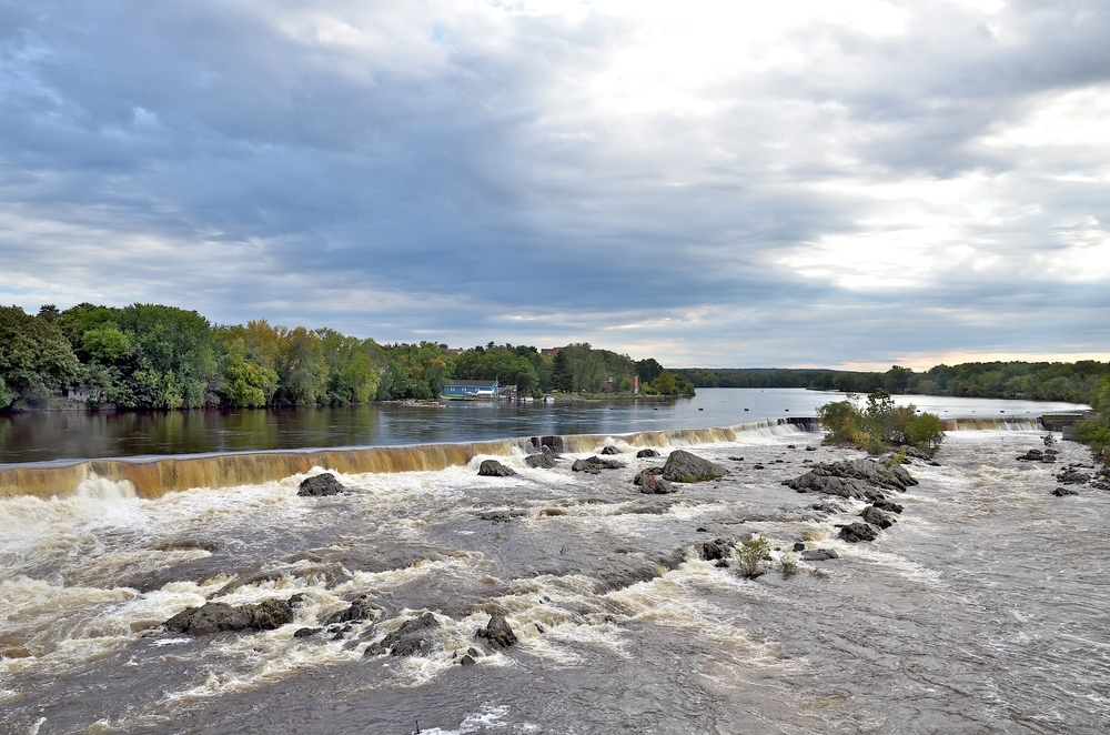 Merrimack River Falls