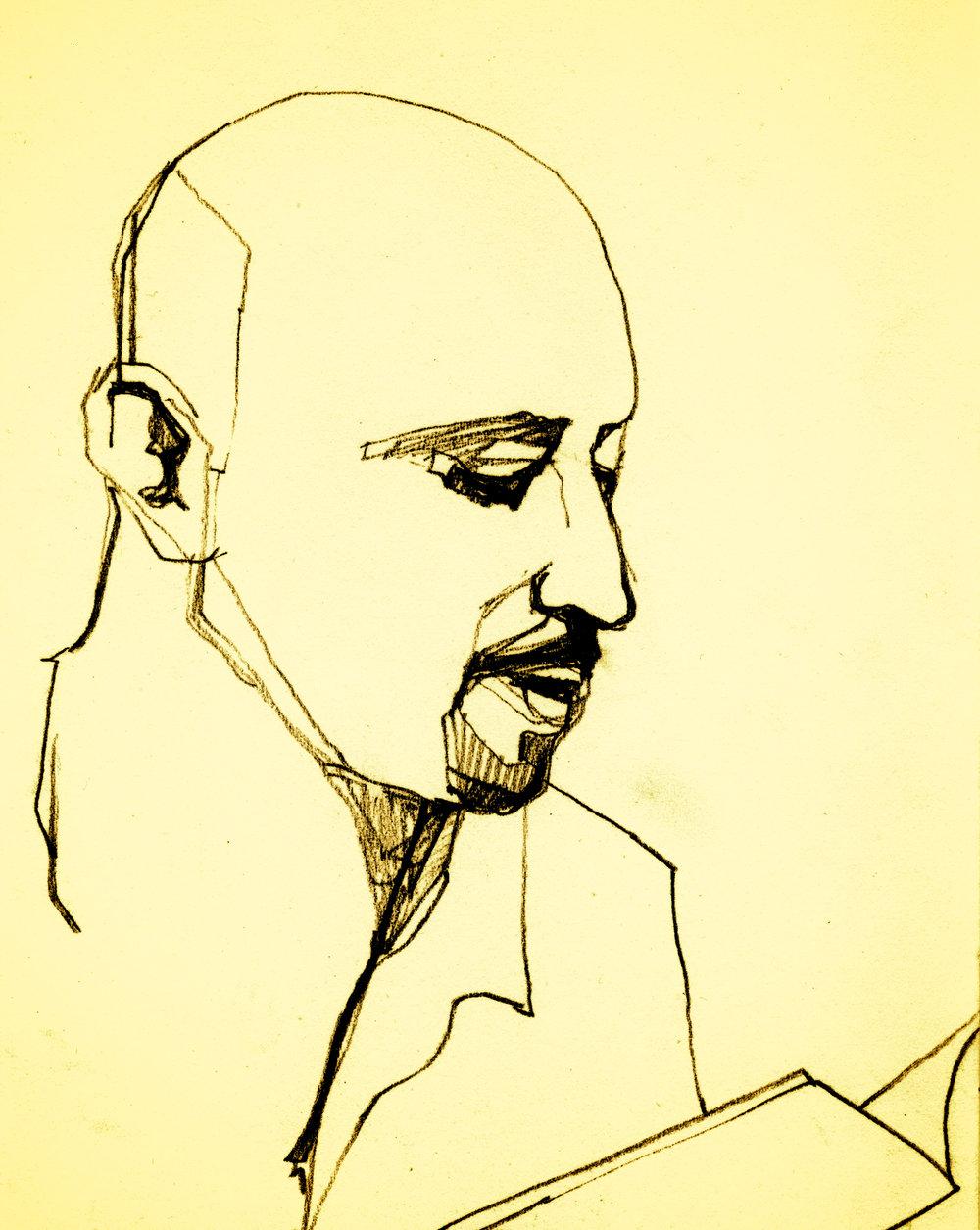 John Siddique by Daniel Connell.jpg