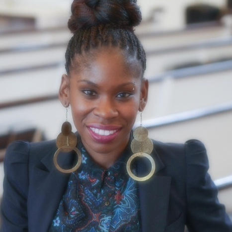 Simeilia Hodge-Dallaway , Founder and CEO of Artistic Directors of the Future