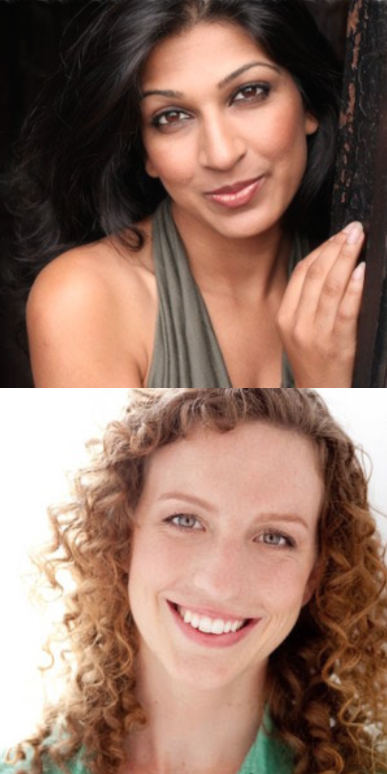 Statera's National Mentorship Co-Directors: Minita Gandhi (top) and Erika Haaland (bottom)