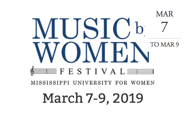 Music by Women Festival - Columbus, MS