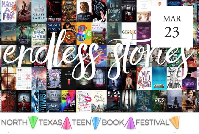 North Texas Teen Book Festival - Irving, TX
