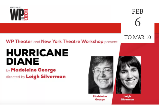 """Hurricane Diane"" at WP Theatre - NYC"