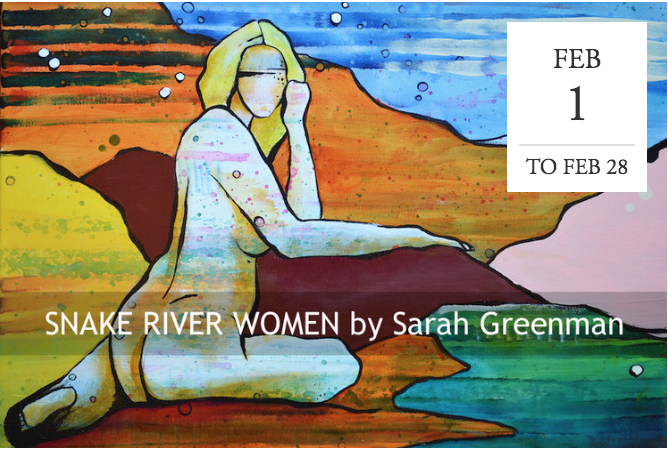 Snake River Women at Royal Artisan Gallery - Baker City, OR