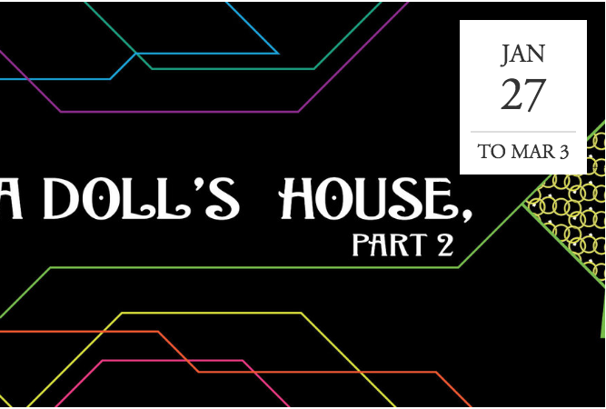 """A Doll's House, Part 2"" at Artists Repertory Theatre - Portland, OR"