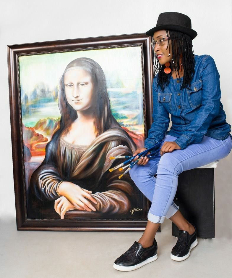 Mercy Obukwa - Visual Artist