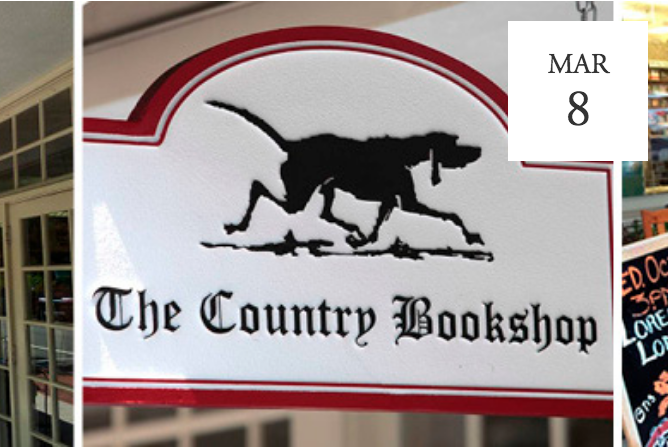 """Little Women"" a reading at The Country Bookshop -  Southern Pines, NC"