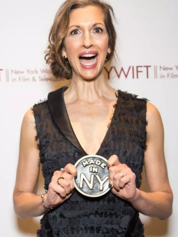 Alysia Reiner - Producer and Actor