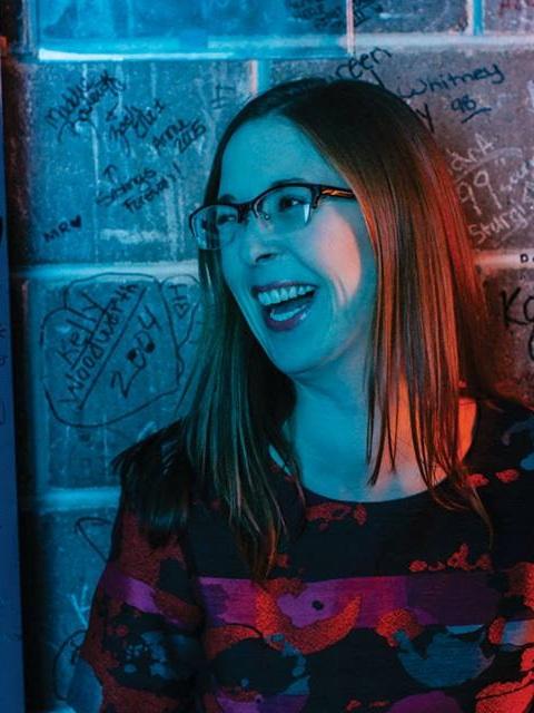 Kimberly Faith Hickman - Artistic Director