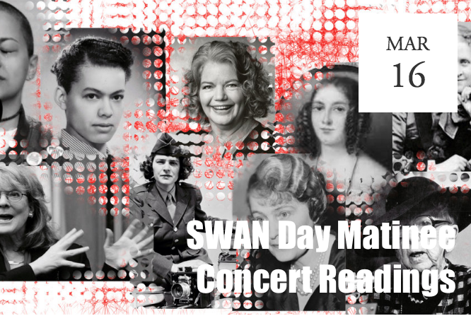 SWAN Day Matinee Concert Readings at OCT -  Eugene, OR