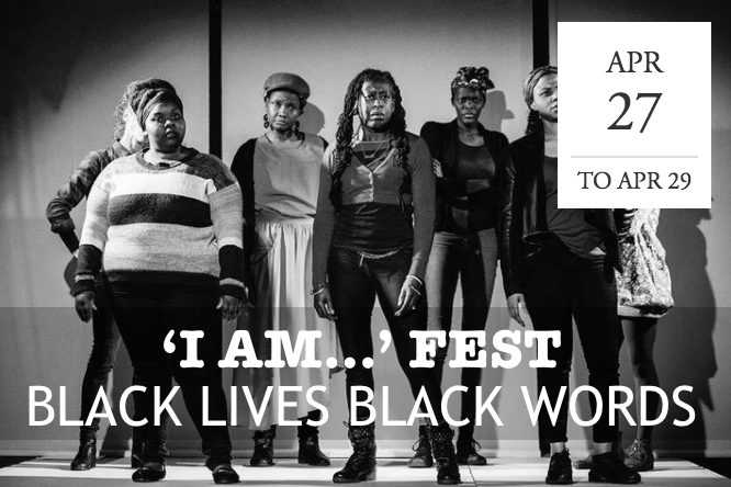 'I Am…' Fest by Black Lives Black Words -  Chicago, IL