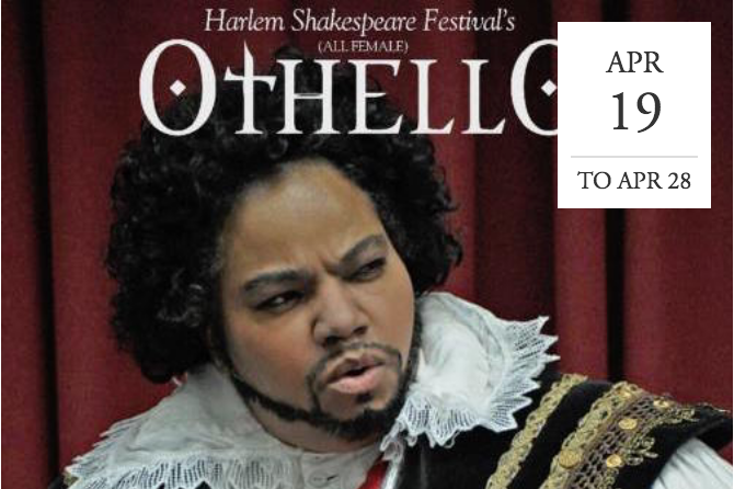 Harlem Shakespeare Festival's (all-female) Othello -  Scottsdale, AZ