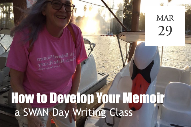 How to Develop Your Memoir with Appeal to the Widest Possible Audience -  Culver City, CA