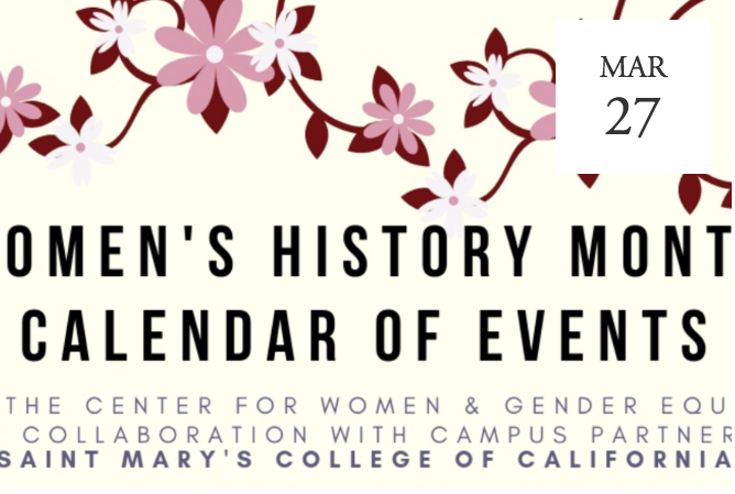 Honoring The Voices of Muslim American Women: St. Mary's College -  Moraga, CA