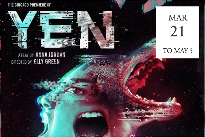 """Yen"" by Anna Jordan at Raven Theatre -  Chicago, IL"