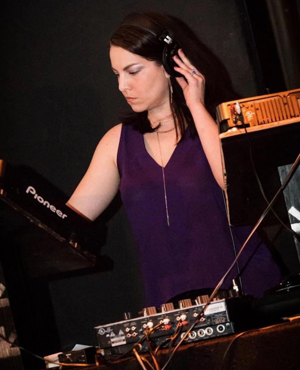 DJ Breakadawn (Photo by Mandi Martini)