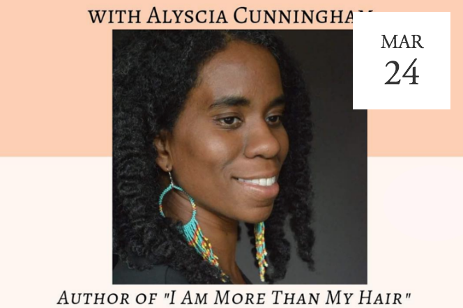 Author Signing and Q&A with Alyscia Cunningham -  Yakima Park, MD