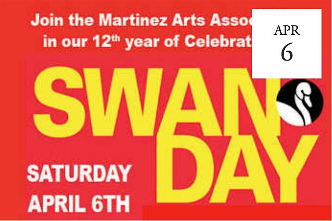 12th Annual SWAN Day Martinez -  Martinez, CA