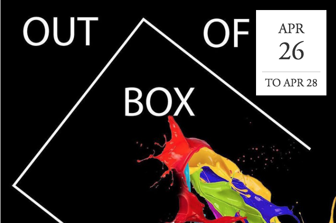 """""""Out of the Box"""" by Kelcey Anyá -  Hamilton, OH"""