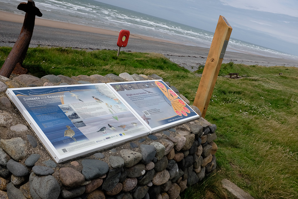 Copeland Coastal Interpretation Panels