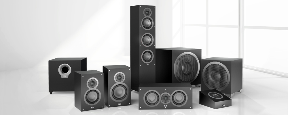 ELAC Opens North American Design Facility Headed by Andrew Jones